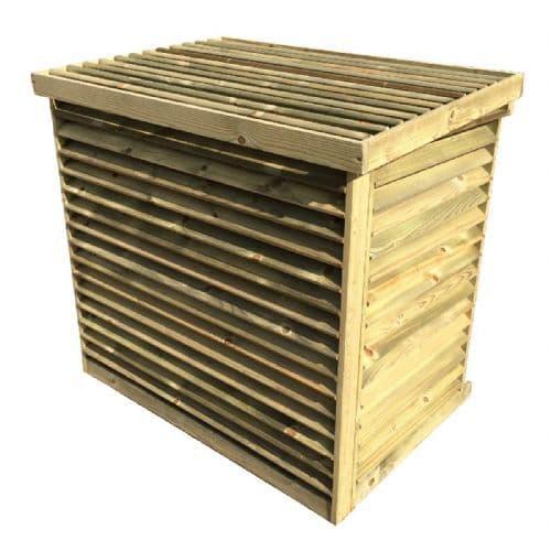 ASHP Guard Wood