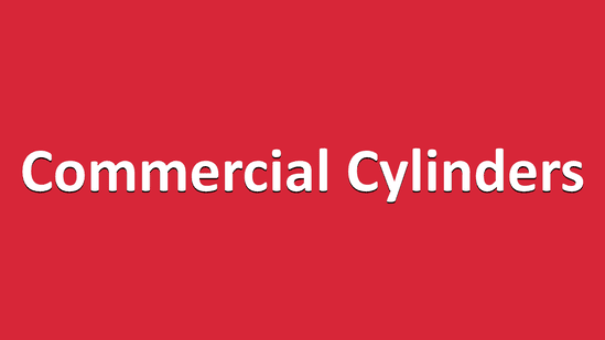 Commercial Cylinders