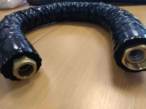 Flexible Insulated Hoses