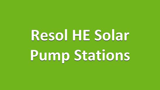 HE Solar Pump Stations