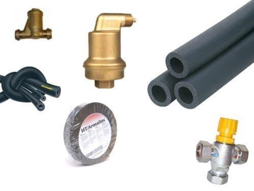 Heat Pump Installation Kits
