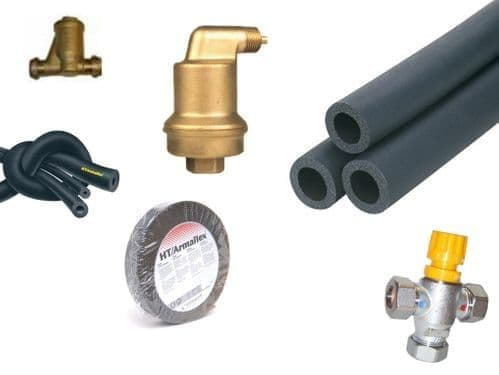 Installation Kits & Ancillaries