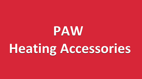 PAW Heating Accessories