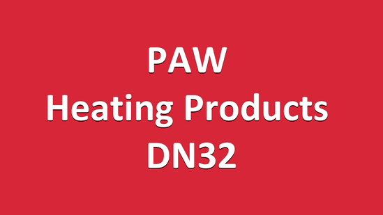 PAW Heating Products DN32