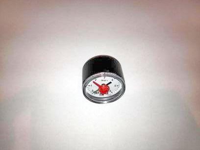 PAW Pressure Gauge 3/8 inch 0-6 bar