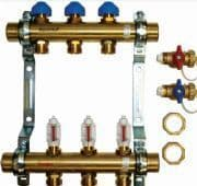 Polypipe Underfloor Heating Manifold