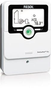 Resol DeltaSol SLL Controller
