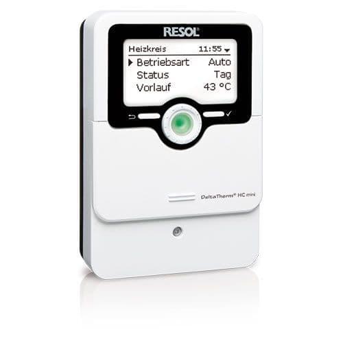 Resol DeltaTherm HC Mini controller