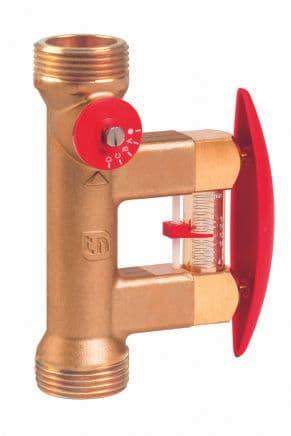 Solar 185 Bypass Flowsetter
