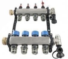 Stainless Steel Push Fit Manifold