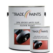 2 Pack Epoxy Anti Slip Concrete Floor Paint