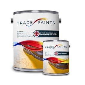 2 Pack Epoxy Anti Slip Workshop Floor Paint | paints4trade.com