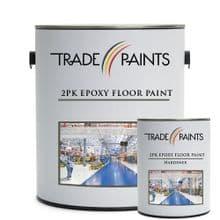 2 Pack Epoxy Floor Paint