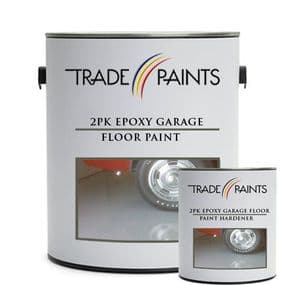 2 Pack Epoxy Resin Garage Floor Paint | paints4trade.com