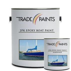 2 Pack Epoxy Boat Marine Topcoat Paint | paints4trade.com
