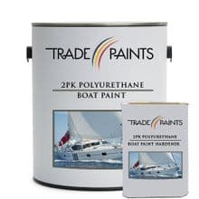 2 Pack Polyurethane Boat Paint