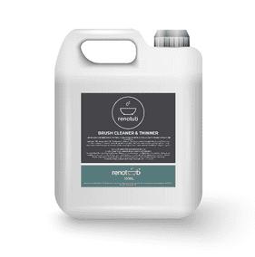 Renotub™  Brush Cleaner & Thinner | paints4trade.com