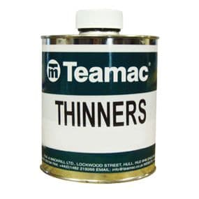 Teamac Thinner | Cleaner | V/607/15 | www.paints4trade.com