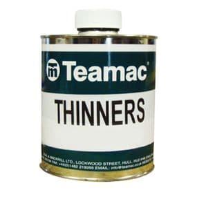 Teamac Thinner | Cleaner | V/607/16 | www.paints4trade.com