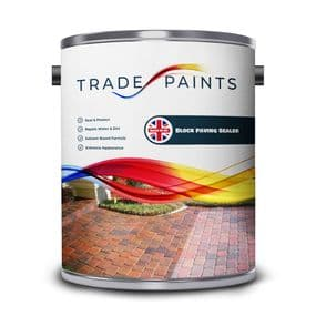 Block Paving, Driveway  & Patio Sealer | paints4trade.com