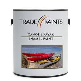 Canoe & Kayak Enamel Paint | www.paints4trade.com