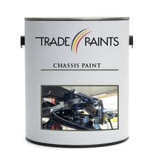 Chassis Paint Black Satin