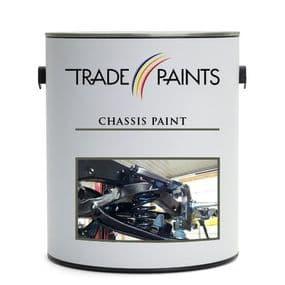 Chassis Paint Black | www.paints4trade.com