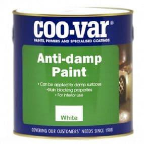 Coo-Var Anti-Damp Paint | Damp Proof Coating |  paints4trade.com