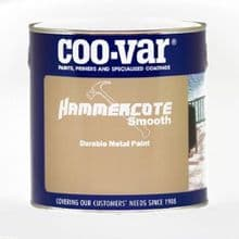 Coo-Var Hammercote Smooth Finish Metal Paint