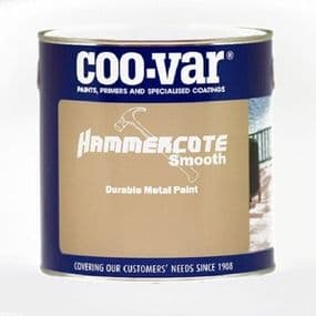 Coo-Var Hammercote Smooth Finish Metal Paint | paints4trade.com