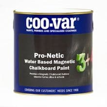 Coo-Var Pro-Netic Water Based Magnetic Chalkboard Paint