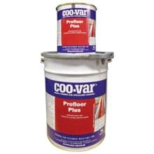 Coo-Var Profloor Plus Floor Paint