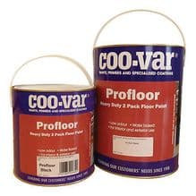 Coo-Var Profloor Water Based Floor Paint