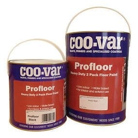 Coo-Var Profloor Water Based Floor Paint | paints4trade.com