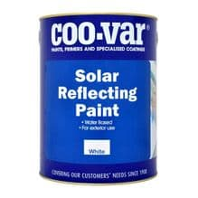 Coo-Var Solar Reflective Roof Paint