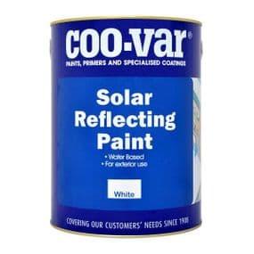 Coo-Var Solar Reflective Roof Paint | paints4trade.com