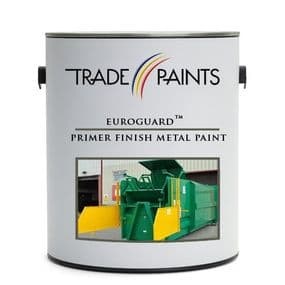 Euroguard Primer Finish Metal Paint™ All-In-One | paints4trade.com