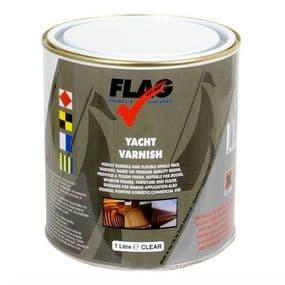 Flag Yacht Varnish | paints4trade.com