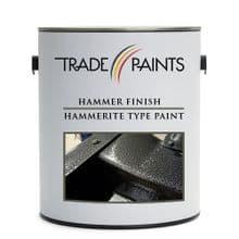 Hammer Finish - Hammerite Type Metal Paint