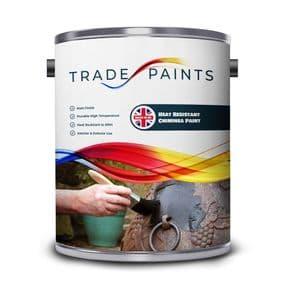 Heat Resistant Chiminea Paint 600°c   paints4trade.com