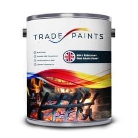 Heat Resistant Fire Grate  Paint   Barbeque   paints4trade.com