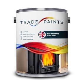 Heat Resistant Stove Paint 600°c  | paints4trade.com