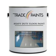 Heavy Duty Concrete Floor Paint