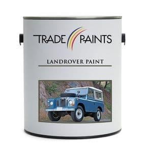 Landrover Vehicle Enamel Paint | www.paints4trade.com