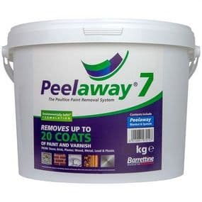 Peelaway 7 4Kg  Remover | Peel Away 7 Paint Removal System  | paints4trade.com
