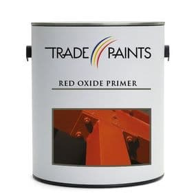 Red Oxide Metal Primer Paint | paints4trade.com