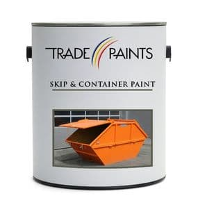 Skip & Container Paint   paints4trade.com
