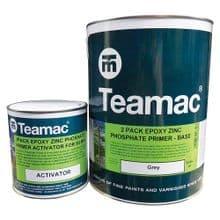 Teamac 2 Pack Zinc Phosphate Epoxy Primer