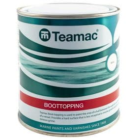 Teamac Boottopping Paint   www.paints4trade.com