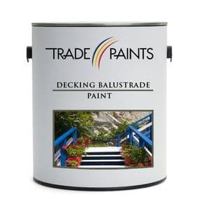 Timber Decking & Balustrade Paint | paints4trade.com